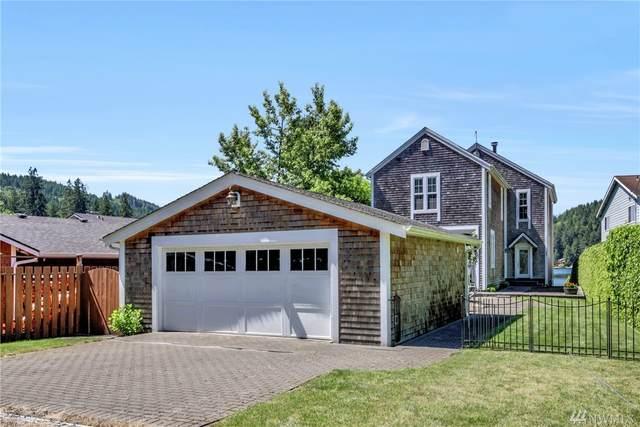 1509 Summit Lake Shore Rd NW, Olympia, WA 98502 (#1615989) :: Ben Kinney Real Estate Team