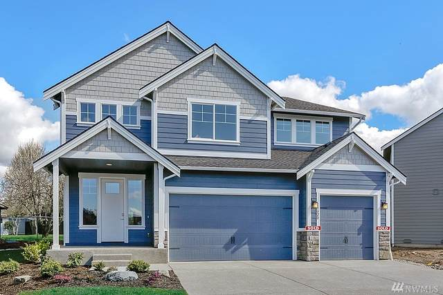 2916 63rd Place SE Lot 3, Auburn, WA 98092 (#1616174) :: Better Homes and Gardens Real Estate McKenzie Group