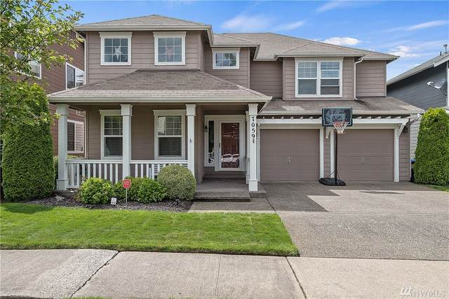 7059 Prism St SE, Lacey, WA 98513 (#1616294) :: Ben Kinney Real Estate Team