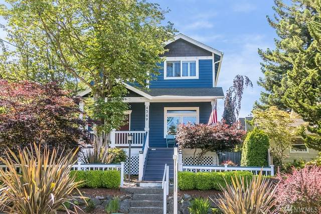 4349 SW Mills St, Seattle, WA 98136 (#1616392) :: KW North Seattle