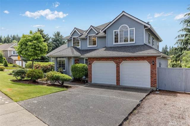 11727 SE 61st Place, Bellevue, WA 98006 (#1616435) :: McAuley Homes