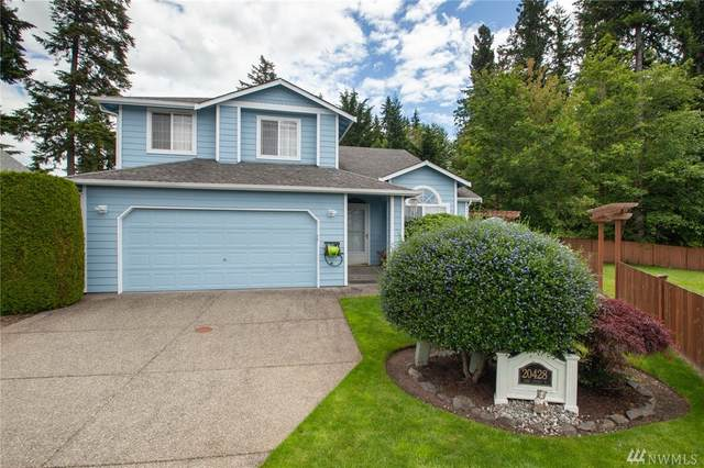 20428 73rd St E, Bonney Lake, WA 98391 (#1616480) :: McAuley Homes
