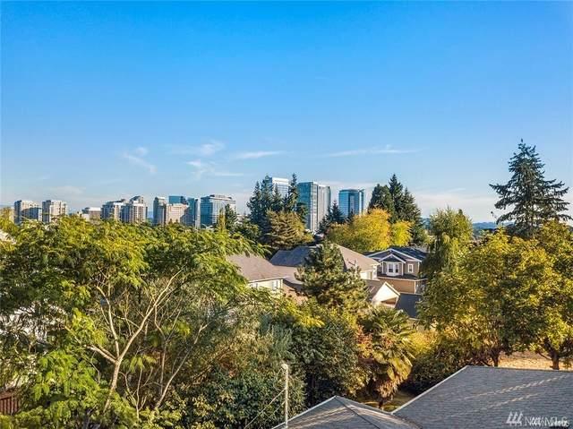 9827 NE 14th Place, Bellevue, WA 98004 (#1616548) :: NW Homeseekers