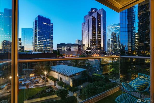 10700 NE 4th St #908, Bellevue, WA 98004 (#1616614) :: Real Estate Solutions Group