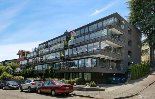 2040 Waverly Place N #204, Seattle, WA 98109 (#1616756) :: Capstone Ventures Inc
