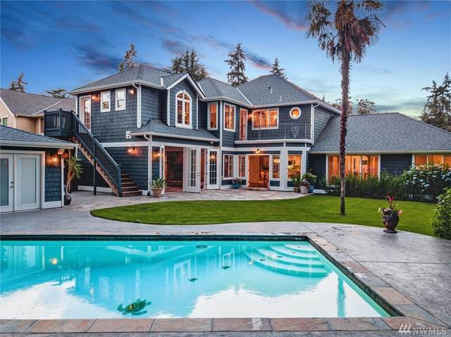 10927 SE 24th Place, Bellevue, WA 98004 (#1616844) :: Ben Kinney Real Estate Team