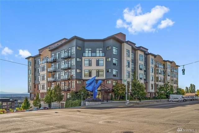 1501 Tacoma Ave S #203, Tacoma, WA 98402 (#1616909) :: Capstone Ventures Inc