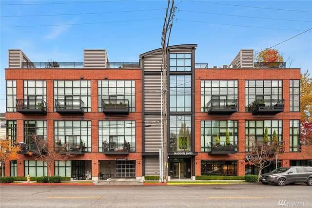 2914 E Madison St #205, Seattle, WA 98112 (#1616923) :: Capstone Ventures Inc
