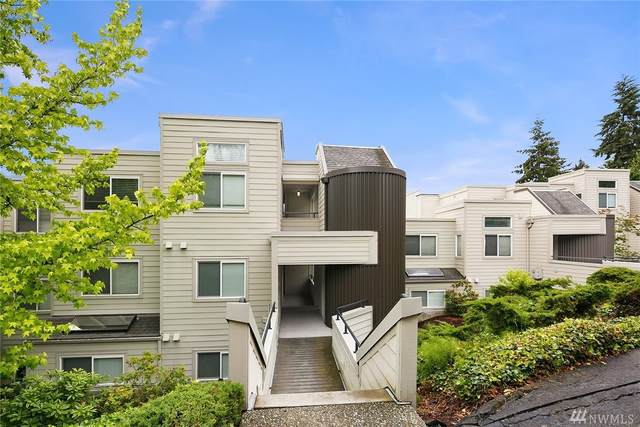 7407 Old Redmond Road #207, Redmond, WA 98052 (#1617050) :: Alchemy Real Estate