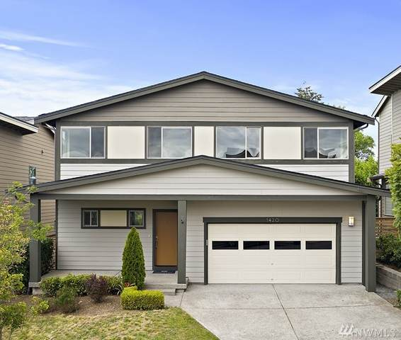 1420 S 28th St, Renton, WA 98055 (#1617178) :: Real Estate Solutions Group