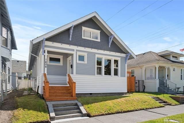 1406 S 8th, Tacoma, WA 98405 (#1617250) :: Keller Williams Realty