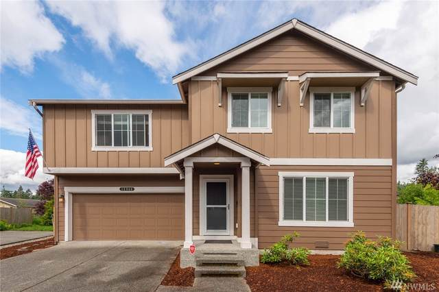 12908 80th Av Ct E #51, Puyallup, WA 98373 (#1617329) :: Real Estate Solutions Group