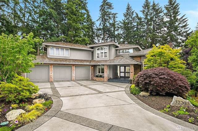 3220 126th Ave NE, Bellevue, WA 98005 (#1617345) :: Ben Kinney Real Estate Team
