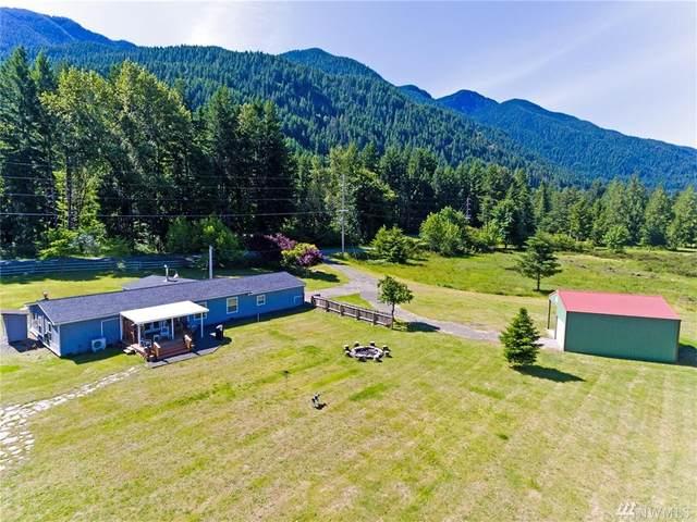121 Baker Rd, Packwood, WA 98361 (#1617580) :: Northwest Home Team Realty, LLC