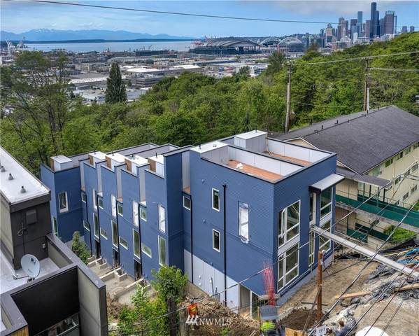 13th Avenue S, Seattle, WA 98144 (#1617769) :: Ben Kinney Real Estate Team
