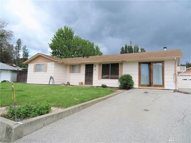 98 N Madison St, Republic, WA 99166 (MLS #1617911) :: Nick McLean Real Estate Group