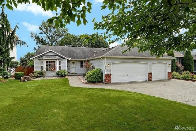 20205 48th Ave NE, Arlington, WA 98223 (#1617939) :: Real Estate Solutions Group