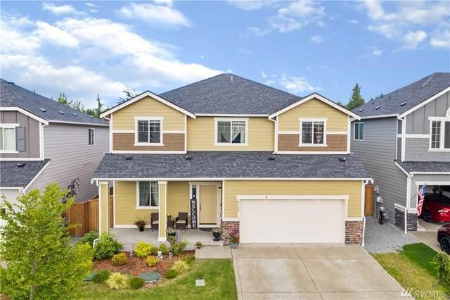 2140 Olivia Street SE, Lacey, WA 98513 (#1617969) :: Better Properties Lacey