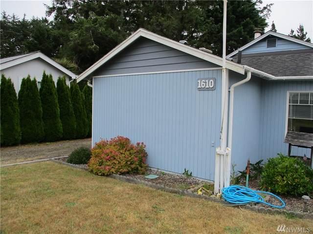 1610 S Ocosta St, Westport, WA 98595 (#1618206) :: Ben Kinney Real Estate Team