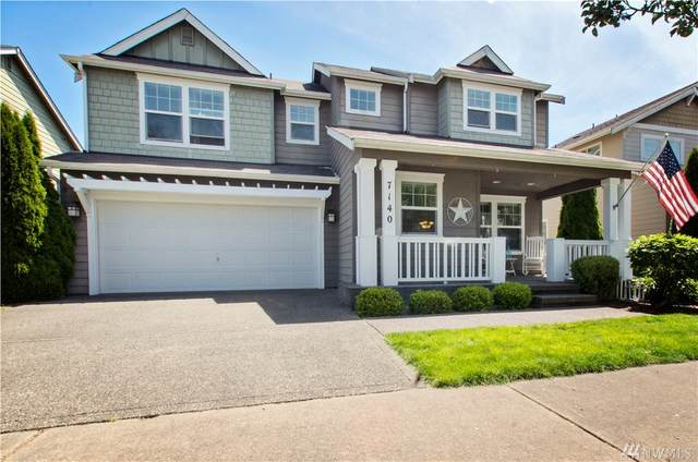 7140 Prism St SE, Lacey, WA 98513 (#1618244) :: Real Estate Solutions Group