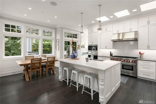 9831 NE 19th Street, Bellevue, WA 98004 (#1618398) :: Ben Kinney Real Estate Team