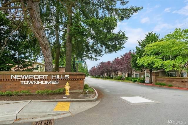 12252 SE 59th St U135, Bellevue, WA 98006 (#1618419) :: McAuley Homes