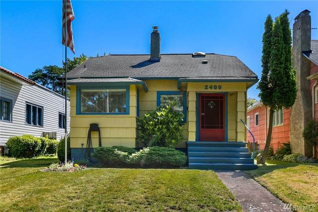 2409 Baker Ave, Everett, WA 98201 (#1618465) :: Northern Key Team