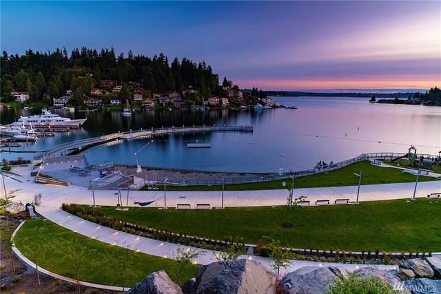 9917 Lake Washington Blvd NE A303, Bellevue, WA 98004 (#1618598) :: Better Properties Lacey