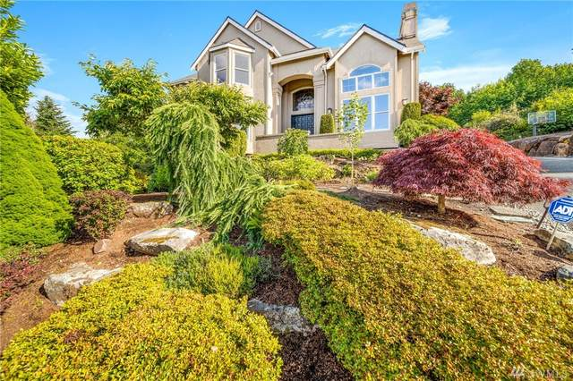 17364 SE 58th St, Bellevue, WA 98006 (#1618700) :: Real Estate Solutions Group
