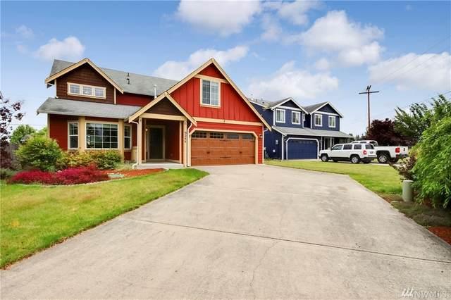 9244 Carys St SE, Yelm, WA 98597 (#1618930) :: Ben Kinney Real Estate Team