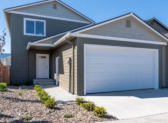 481 S Kansas Lp, East Wenatchee, WA 98802 (#1619140) :: The Kendra Todd Group at Keller Williams