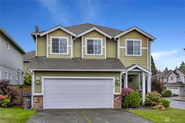 3764 Earendel Ave, Bremerton, WA 98310 (#1619162) :: Mike & Sandi Nelson Real Estate
