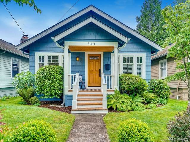 543 N 78th St, Seattle, WA 98103 (#1619297) :: Capstone Ventures Inc