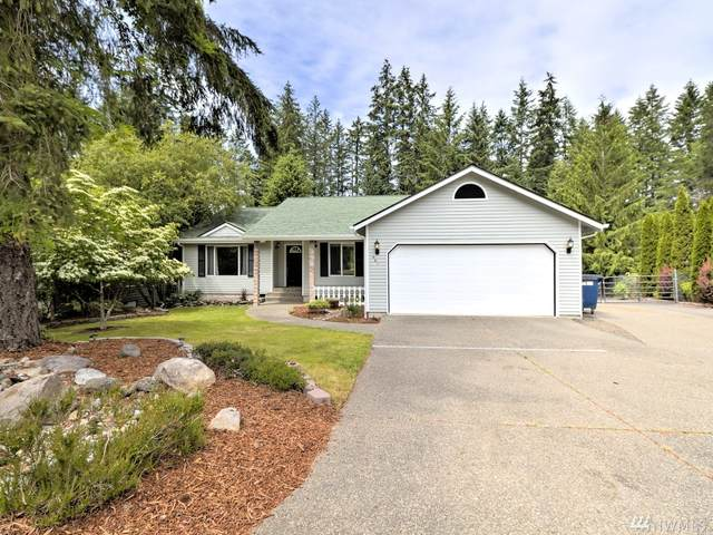 461 E Aycliffe Drive, Shelton, WA 98584 (#1619325) :: Real Estate Solutions Group