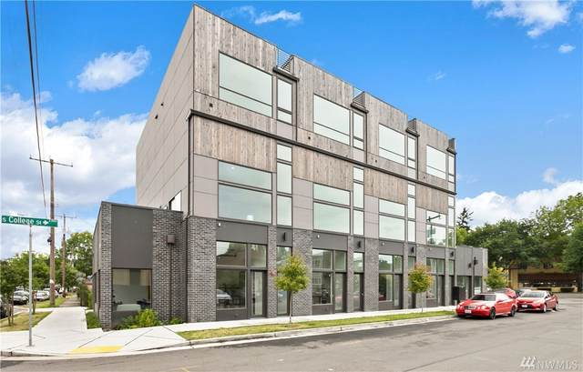 2469 S College St, Seattle, WA 98144 (#1619478) :: Real Estate Solutions Group