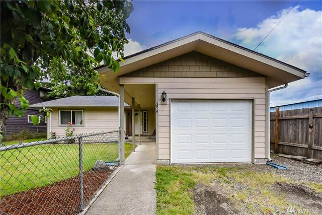 358 Central Ave W, Tenino, WA 98589 (#1619491) :: Ben Kinney Real Estate Team