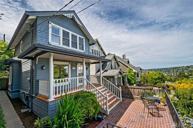 2707 4th Ave W, Seattle, WA 98119 (#1619512) :: The Kendra Todd Group at Keller Williams