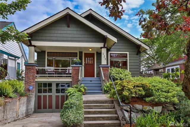 125 NE 54th St, Seattle, WA 98105 (#1619527) :: Tribeca NW Real Estate