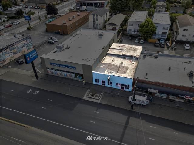 10338 Aurora Avenue N, Seattle, WA 98133 (#1619555) :: McAuley Homes