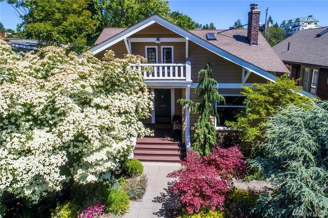 5614 12th Ave NE, Seattle, WA 98105 (#1619574) :: The Kendra Todd Group at Keller Williams