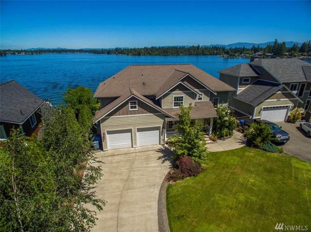 5357 W Tapps Dr E, Lake Tapps, WA 98391 (#1619581) :: McAuley Homes