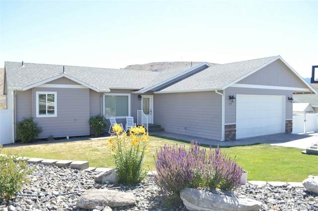1224 SE Juno St, East Wenatchee, WA 98802 (#1619636) :: The Kendra Todd Group at Keller Williams