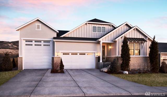 23136 66th St Ct E, Buckley, WA 98321 (#1619900) :: McAuley Homes