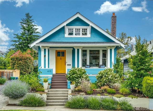 410 W Mcgraw St, Seattle, WA 98119 (#1620020) :: The Kendra Todd Group at Keller Williams