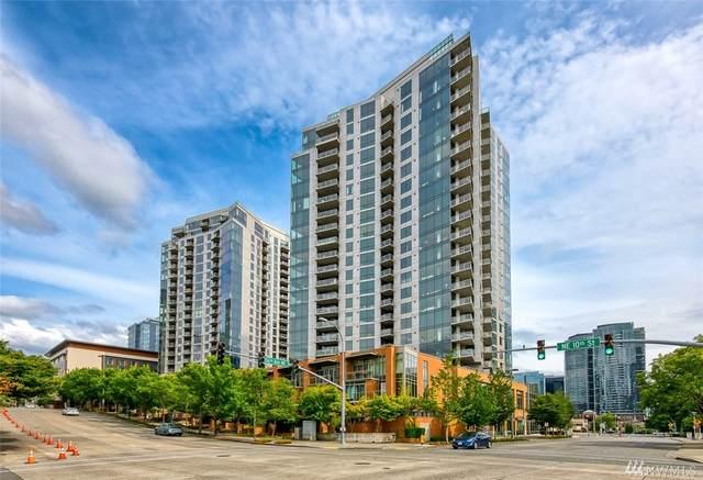 10610 NE 9th Place #1806, Bellevue, WA 98004 (#1620057) :: Ben Kinney Real Estate Team