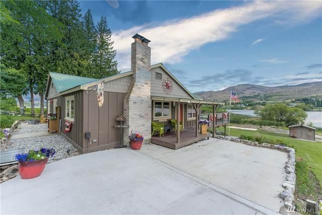2876 Green Ave, Manson, WA 98831 (#1620092) :: Ben Kinney Real Estate Team