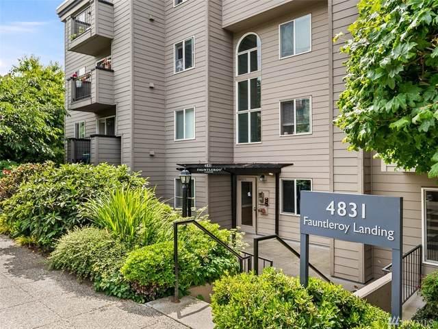 4831 Fauntleroy Wy SW #101, Seattle, WA 98116 (#1620182) :: Northern Key Team