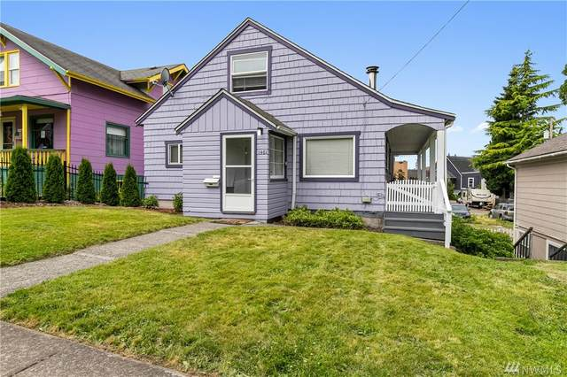 1461 Franklin St, Bellingham, WA 98225 (#1620190) :: Ben Kinney Real Estate Team