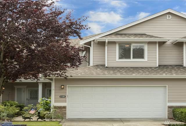 10700 SE 260th St D103, Kent, WA 98030 (#1620259) :: Ben Kinney Real Estate Team