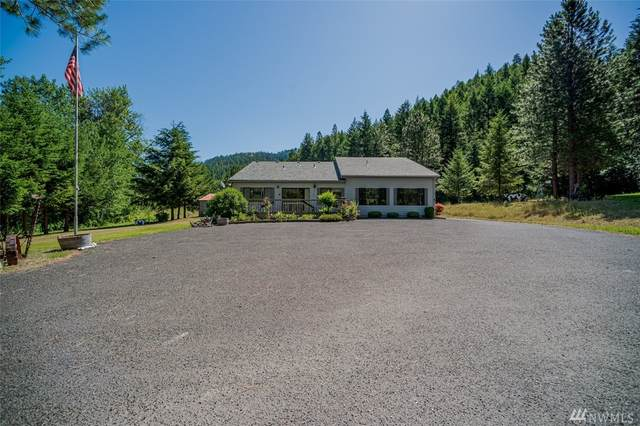 9585 Eagle Creek Rd, Leavenworth, WA 98826 (#1620263) :: Real Estate Solutions Group